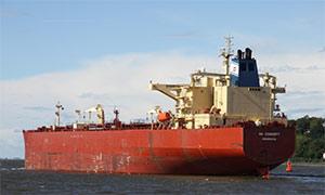 NS Concept - Last dry docked Tuzla June 2010. Photo taken September 2012 - Traditonal coating.