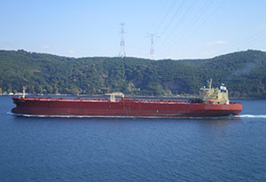 NS Concord - Last dry docked Tuzla April 2010. Photo taken September 2012 - Traditonal coating.