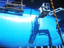 marine coating services